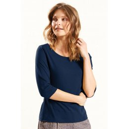 Nomads Navy 1/2 Sleeve Top