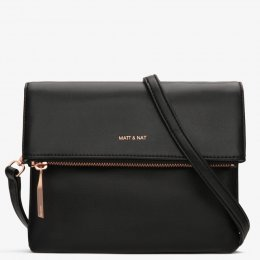 Matt & Nat Vegan Hiley Handbag - Black