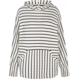Asquith Bamboo Mellow Hoody - Stripe