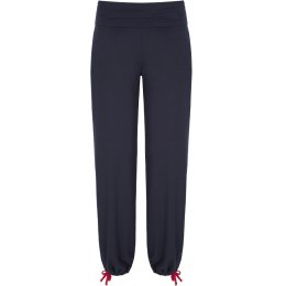 Asquith Hero Tie Pants - Navy & Sunset Pink