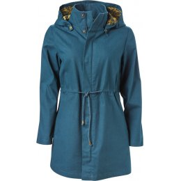 Nomads Organic Cotton Coat - Fir