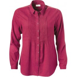 Nomads Damask Pin Tuck Shirt