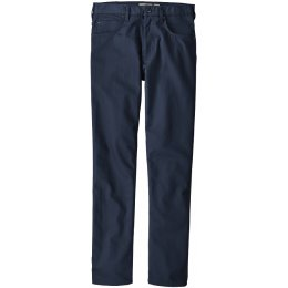 Patagonia Mens Performance Regular Fit Twill Jeans - Neo Navy