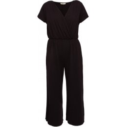 People Tree Black Evelyn Jumpsuit