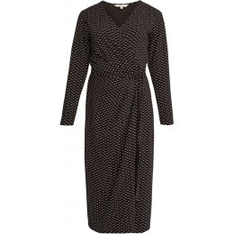 People Tree Imogen Dot Wrap Dress