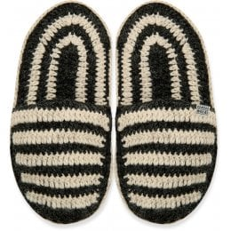 Komodo Hand Knitted Rita Slippers