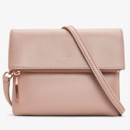 Matt & Nat Hiley Vegan Crossbody Bag - Chalet
