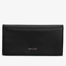 Matt & Nat Verso Vegan Purse - Black