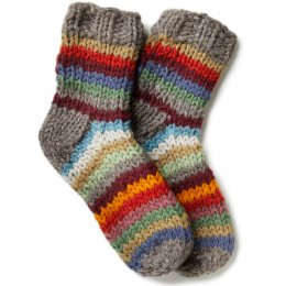 Womens Santa Fe Socks