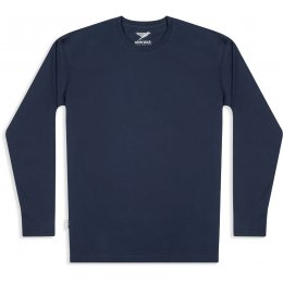 Silverstick Mens Organic Cotton Long Sleeve Tee