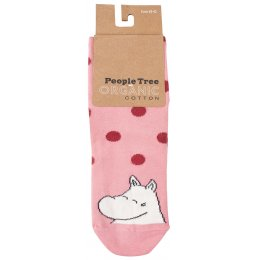 People Tree Moomin Dot Socks