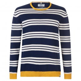 Komodo Ink Marin Stripe Jumper