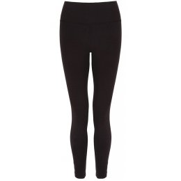 Asquith Bamboo & Organic Cotton Flow With It Legging - Black
