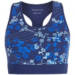 Asquith Bamboo & Organic Cotton Balance Bra Top - Japanese Floral