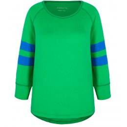 Asquith Bamboo Boogie Tee - Emerald