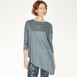 Thought Newby Top - Baltic Grey