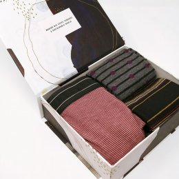 Thought Garman Bamboo Underwear & Socks Gift Box