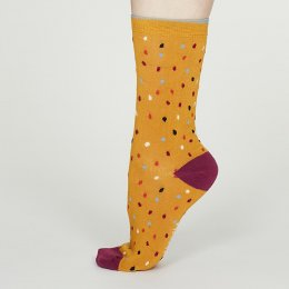 Thought Mustard Emme Bamboo Socks - UK4-7
