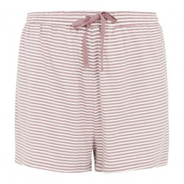 People Tree Almond Stripe Pyjama Shorts