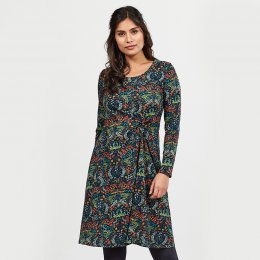 Nomads Myrtle Side Knot Dress