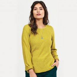Nomads Lemongrass Relaxed Fit Jumper