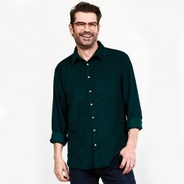 Nomads Bay Long Sleeved Cord Shirt