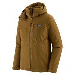 Patagonia Insulated Quandary Jacket - Mulch Brown