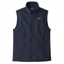 Patagonia Better Sweater Vest - New Navy
