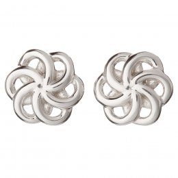 Kashka London Faith Sterling Silver Earrings