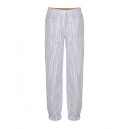 Komodo Lila Ticking Trousers