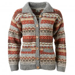 Finisterre Cardigan - Grey