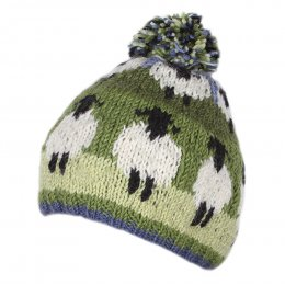 Sheep Bobble Beanie