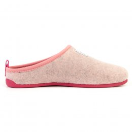 Mercredy Womens Slippers - Pink & Magenta