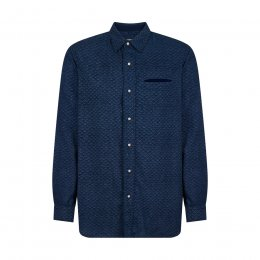 Komodo Japan Shirt - Indigo