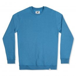 Womens Arugam Sweatshirt - Ocean Blue