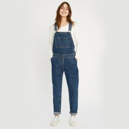 People Tree Brooklyn Denim Dungarees