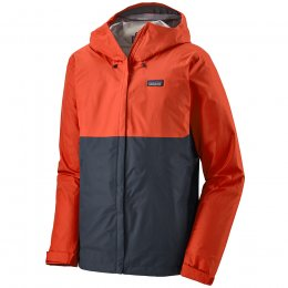 Patagonia Torrentshell 3-Layer Jacket - Hot Ember