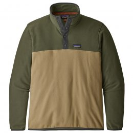 Patagonia Micro D Snap-T Pullover Jacket - Classic Tan