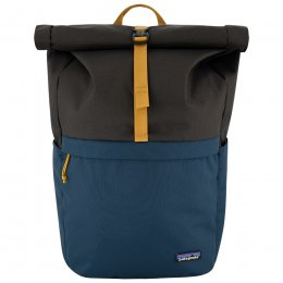 Patagonia Arbor Roll Top Backpack - Ink Black