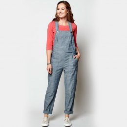 Nomads Chambray Blue Dungarees