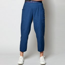 Nomads Voyage Relaxed Fit Crop Trousers