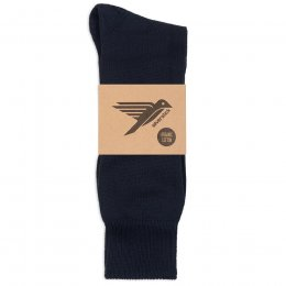 Hope Organic Cotton Socks - Navy
