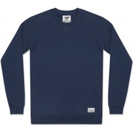 Mens Nias Sweatshirt - Navy